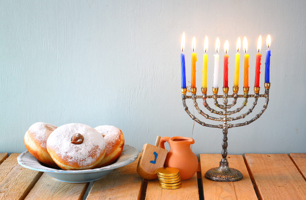 Hanukkah: A Time For Miracles, Doughnuts And Potato Pancakes