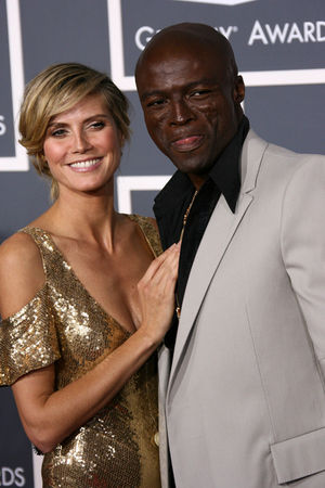 "Seal Accuses Heidi Klum of Cheating with ""the help"""