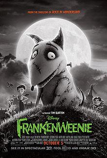 Film Review: Frankenweenie
