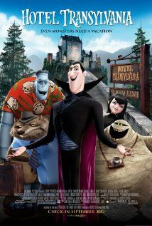 Film Review – Hotel Transylvania