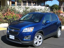 The 2013 Chevy Trax – The Newest Small SUV