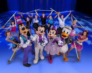 Closed: Win tickets to Disney's Rockin' Ever After on Ice.