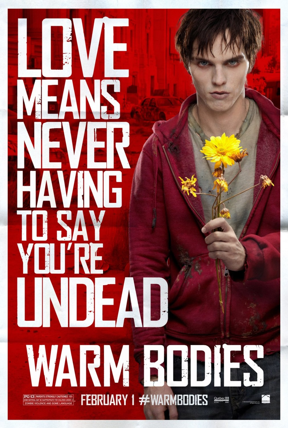 Warm Bodies: Movie Girl's Debut Review!