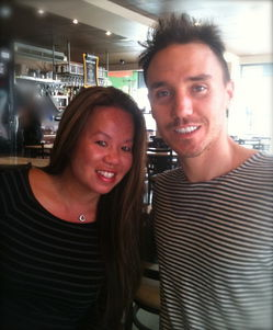 Chatting up filmmaker Rob Stewart, REVOLUTION.