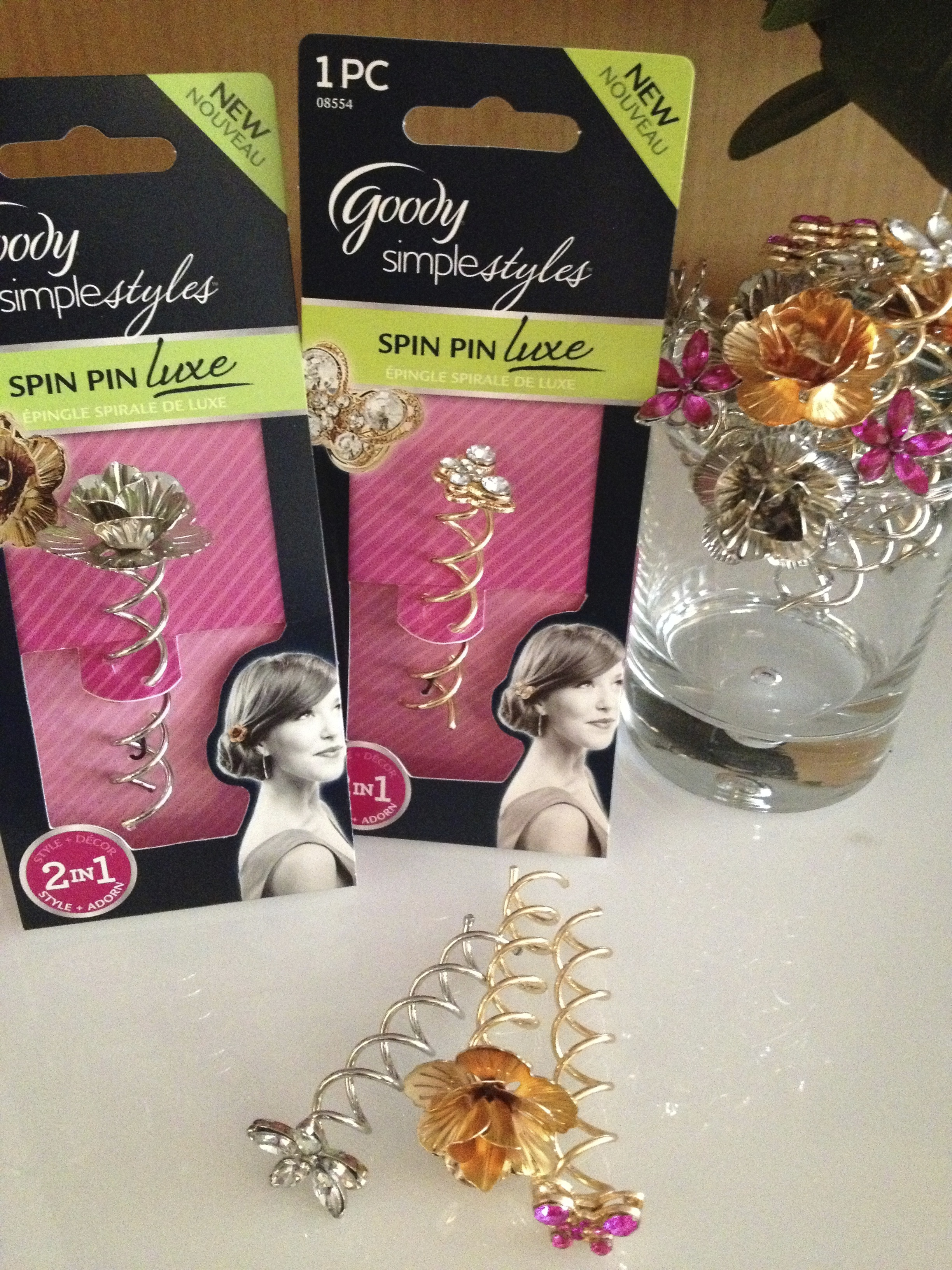 Spring Hair Trends from Goody