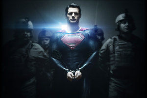 """Man of Steel"" Official Trailer Released!"
