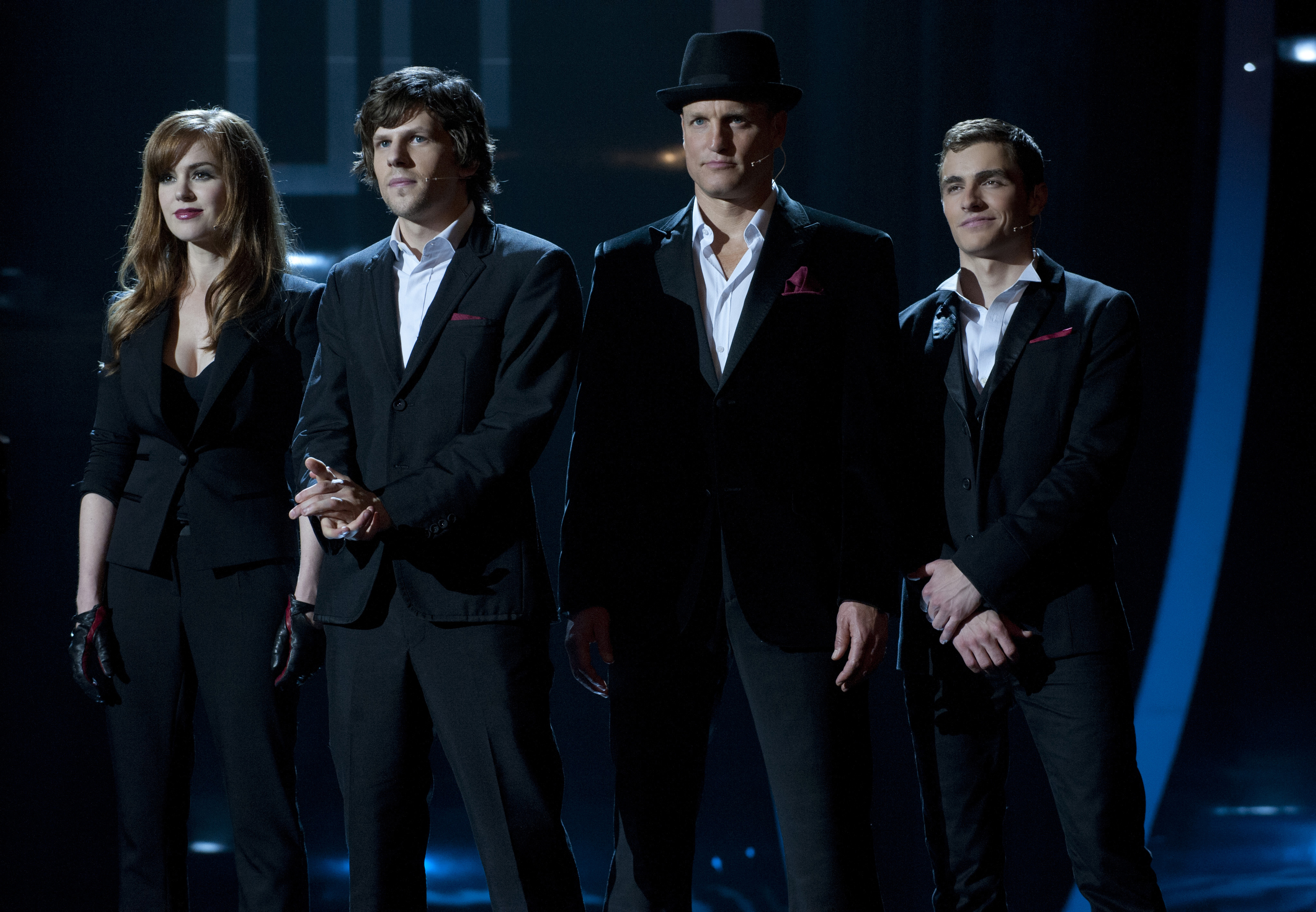 Film Review: Now You See Me