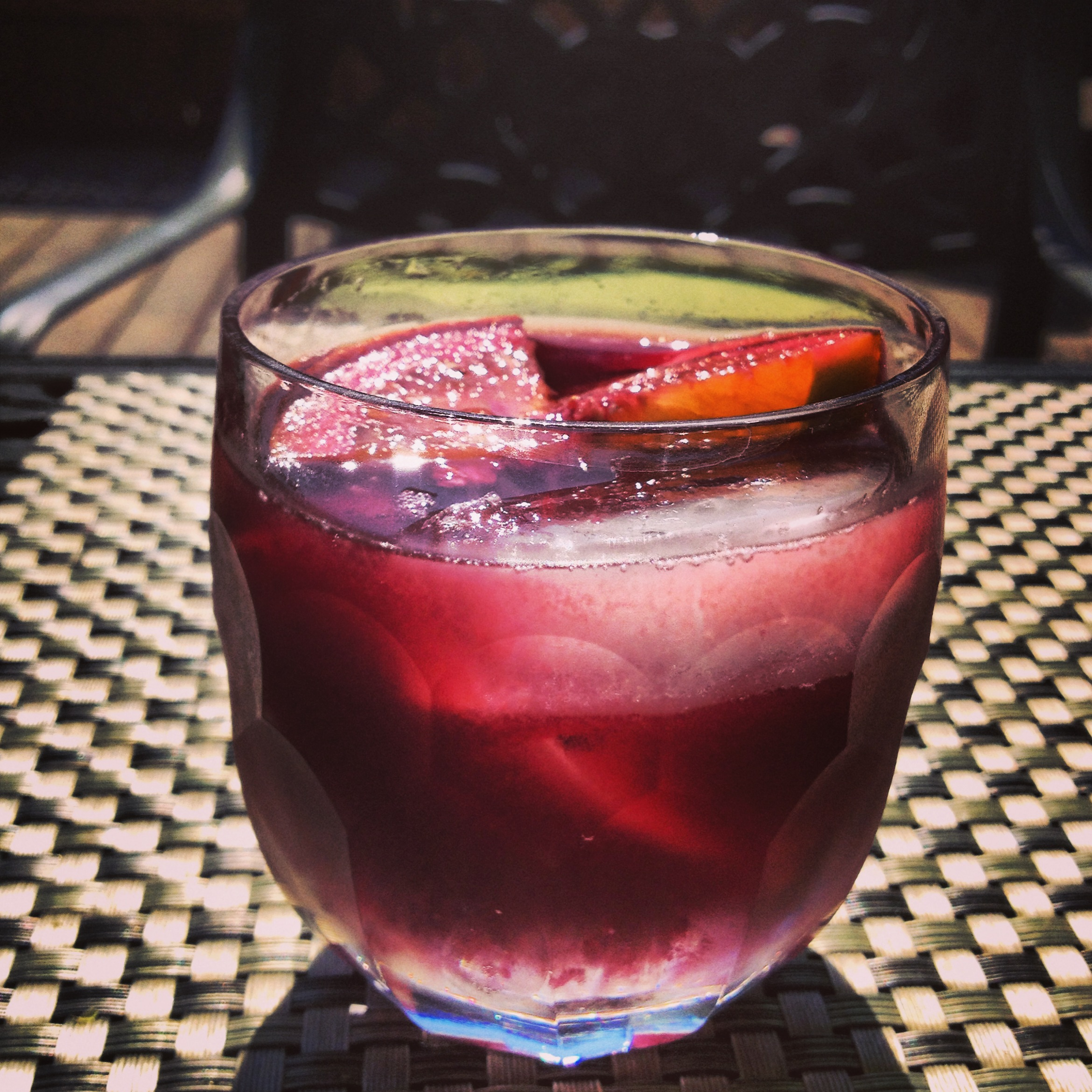 "Say ""Si"" to Sangria"