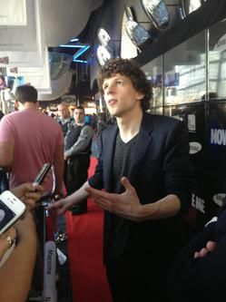 "From the Red Carpet: ""Now You See Me"" Premiere"
