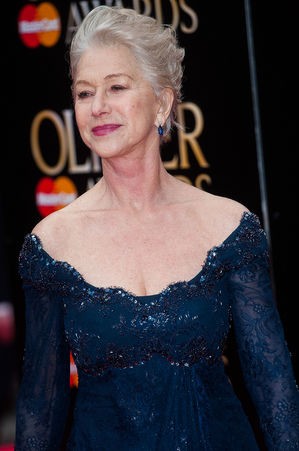 Helen Mirren Was Not Amused