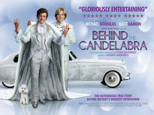 Film Review: Behind The Candelabra