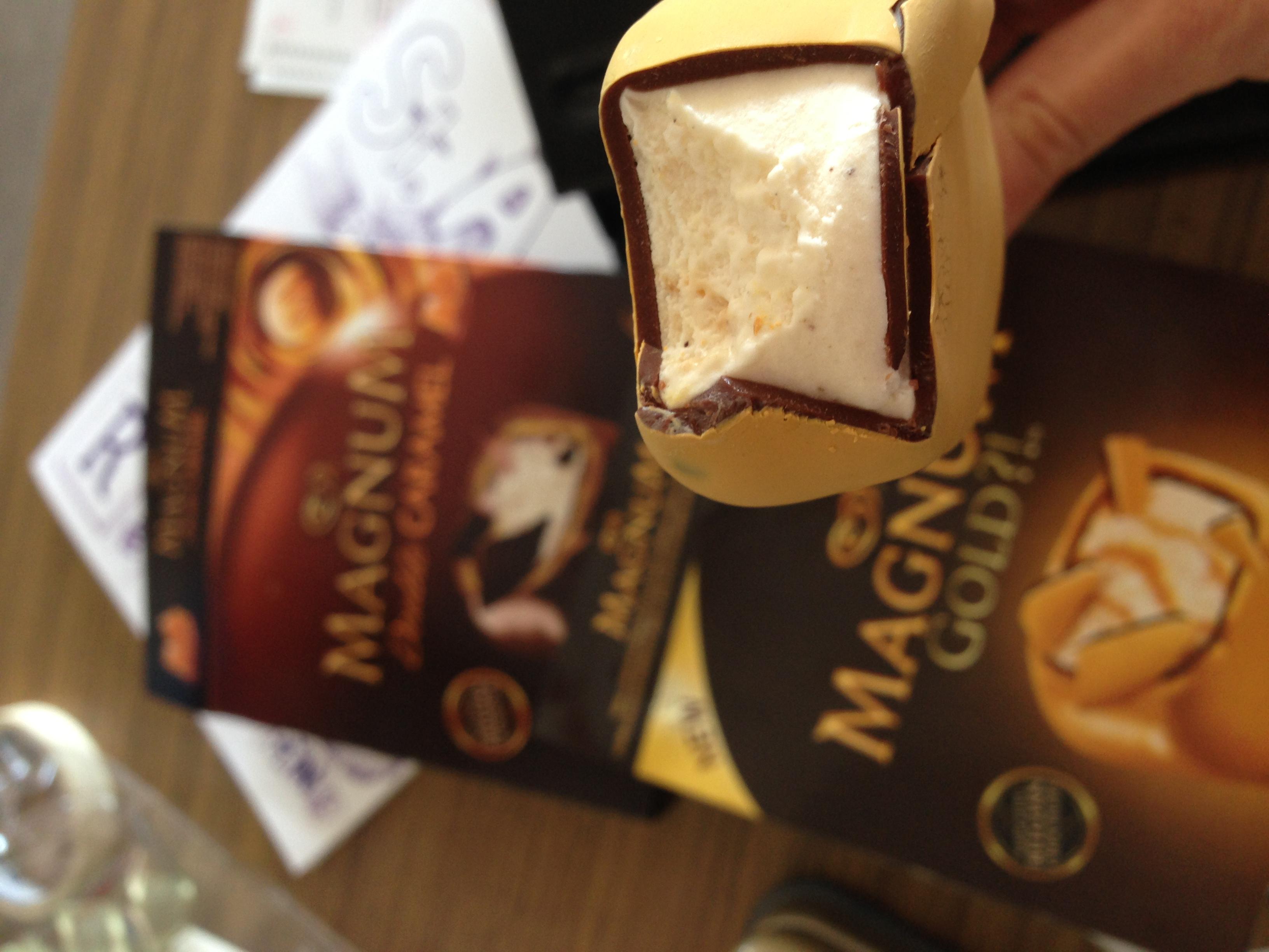 We All Scream For Magnum Ice Cream Bars!
