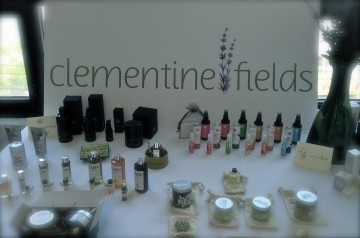 Beautiful and all natural lines available through Clementine Fields.