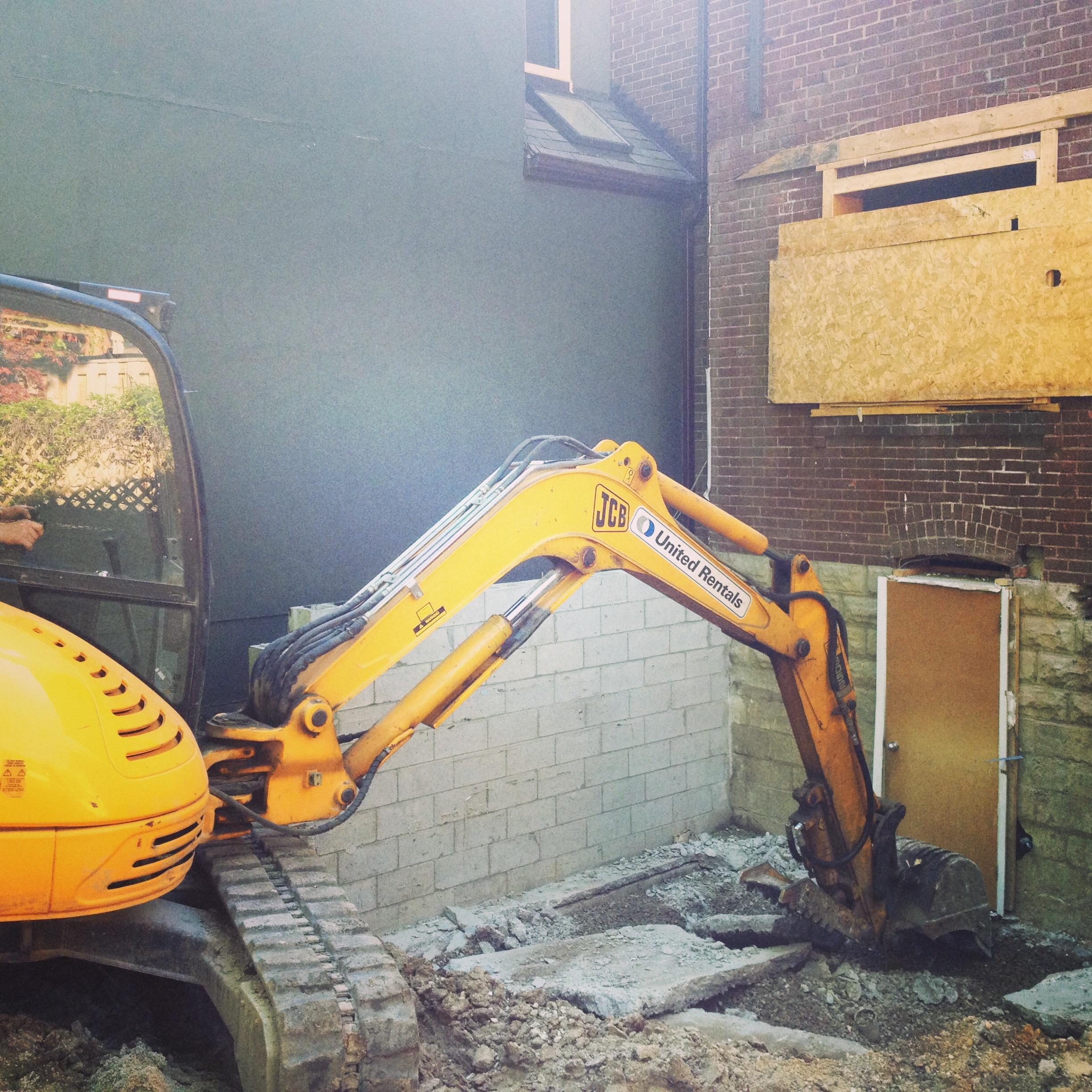 Home Renovation: Demolition