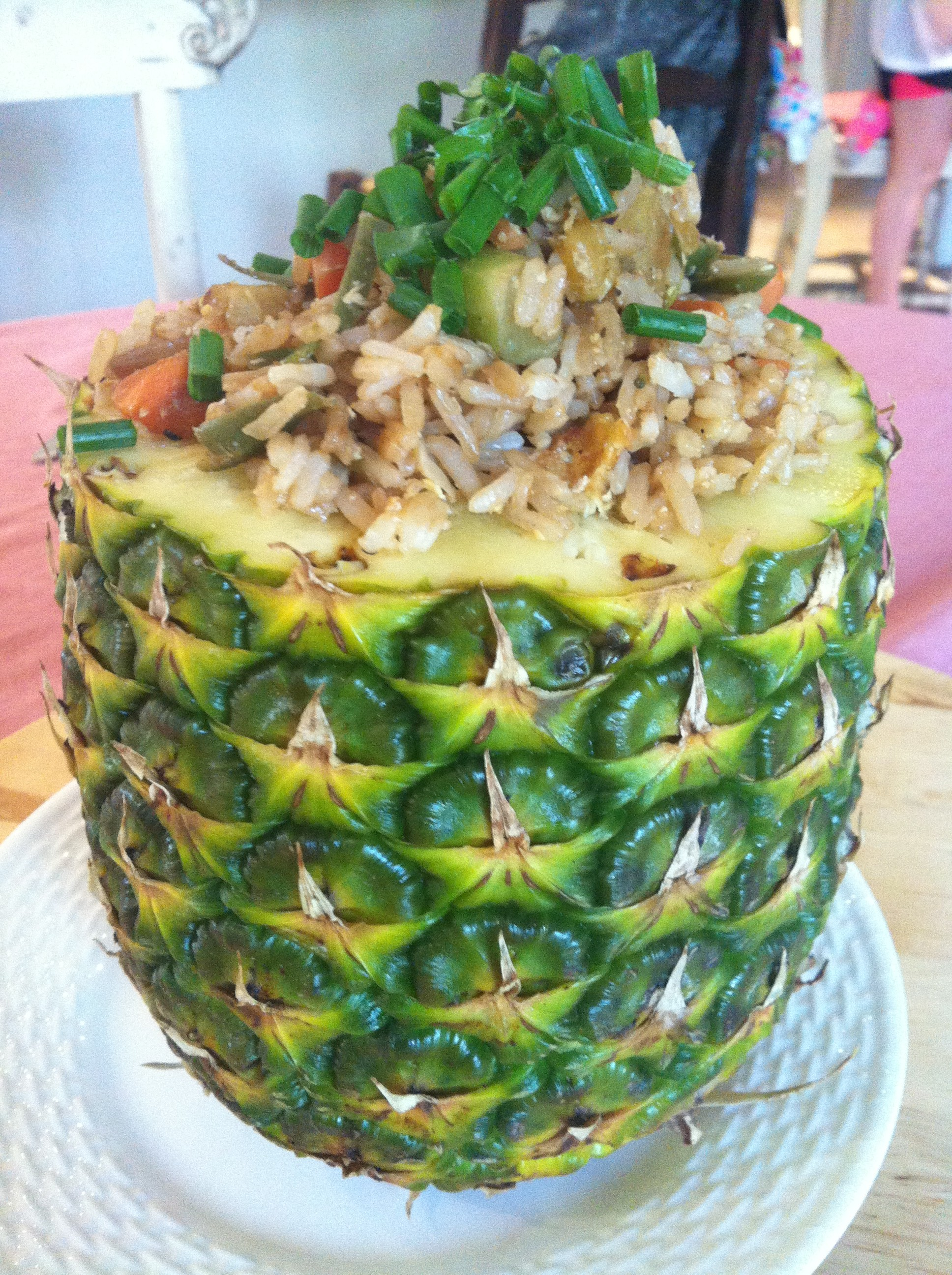 The Best Six Bucks I Ever Spent… and Pineapple Fried Rice