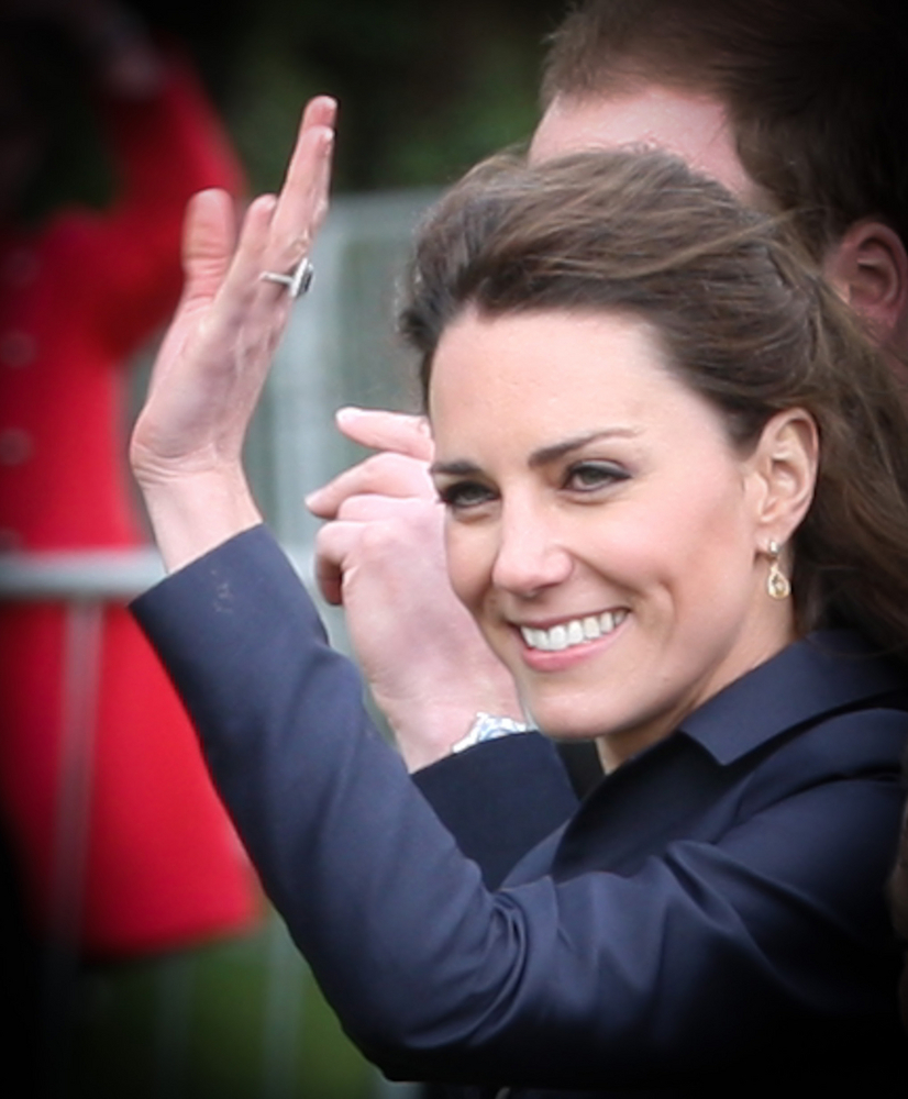 Royal Uproar Over Bikini Pics