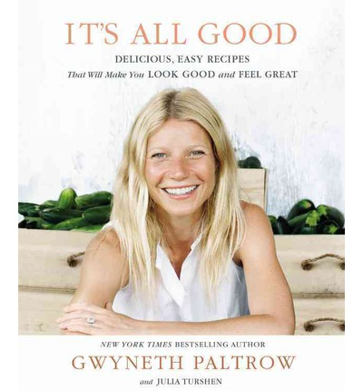 Gwyneth Paltrow's New Cookbook Not to Everyone's Taste