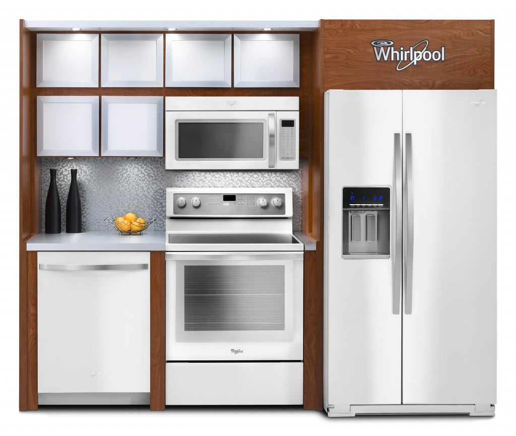 Whirlpool white ice microwave dimensions - My Dream Kitchen The Whirlpool White Ice Collection