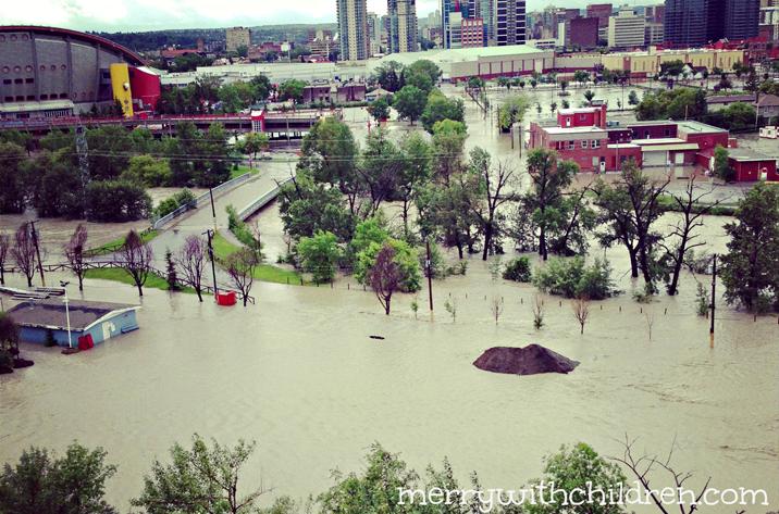 2013 Alberta Floods