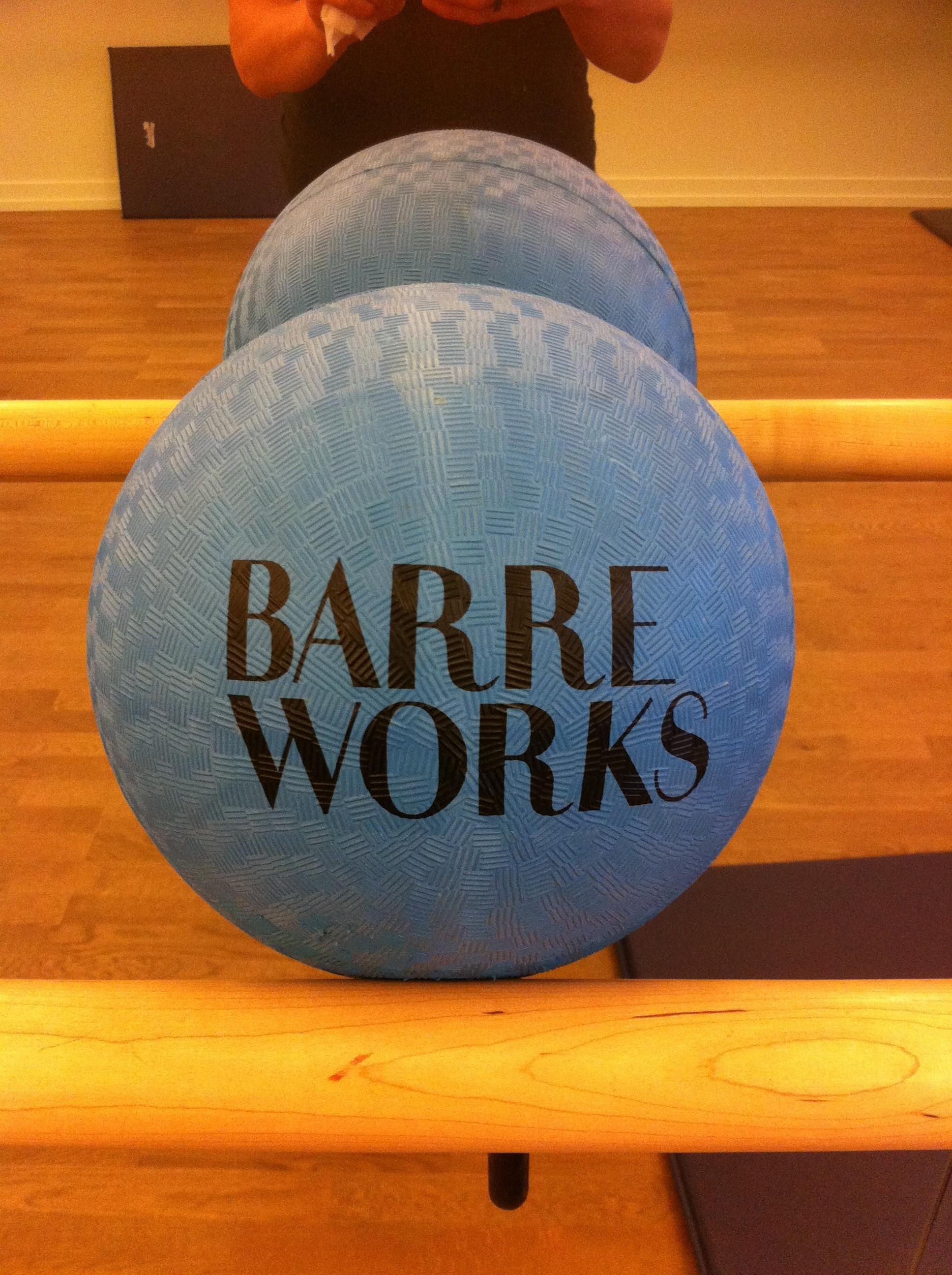 Prenatal Barreworks