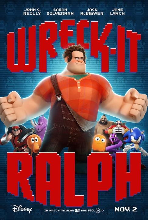 Film Review – Wreck-It Ralph