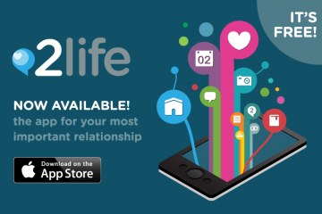 2life App is now available through iTunes.