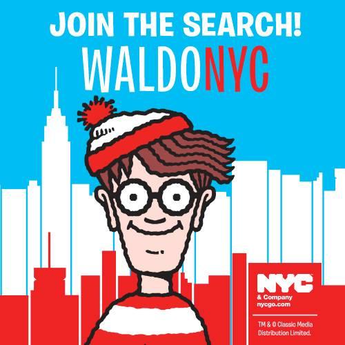 Family Travel: Where's Waldo?