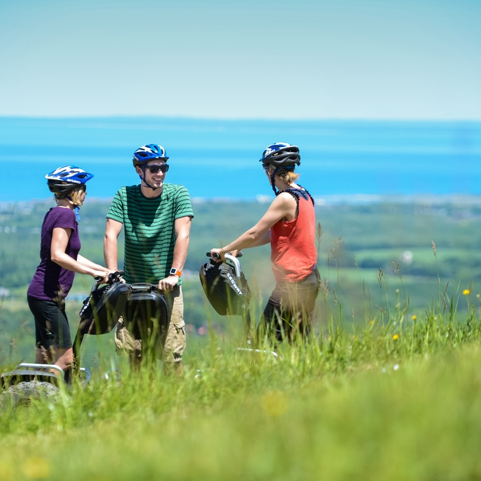 Blue Mountain Segway Adventure