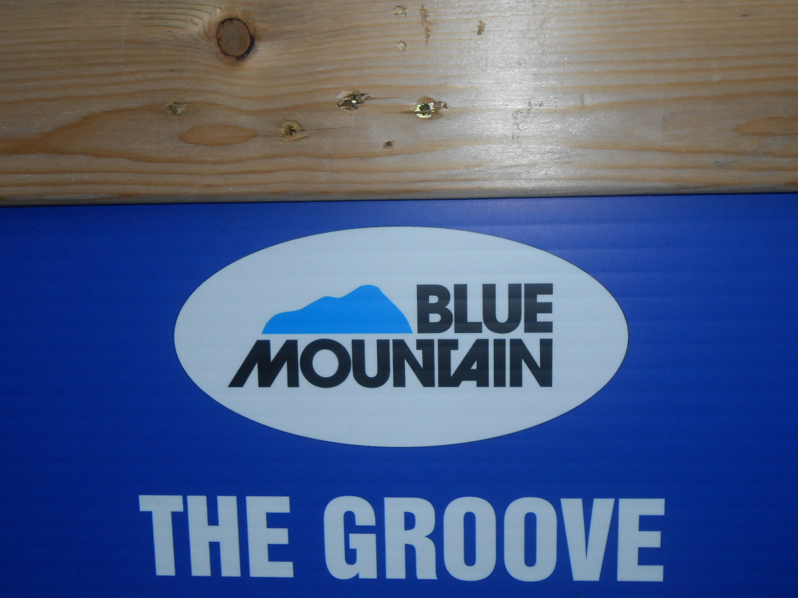 The Blue Mountain Groove