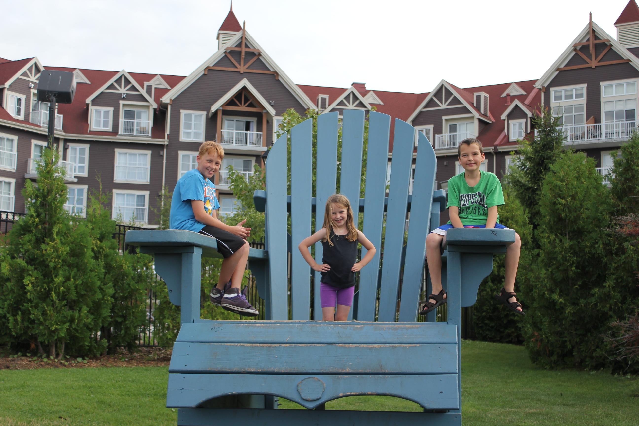 Summer Family Fun at Blue Mountain