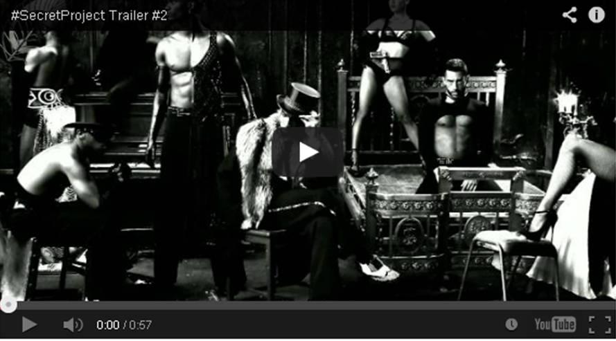 Madonna's Secret Project