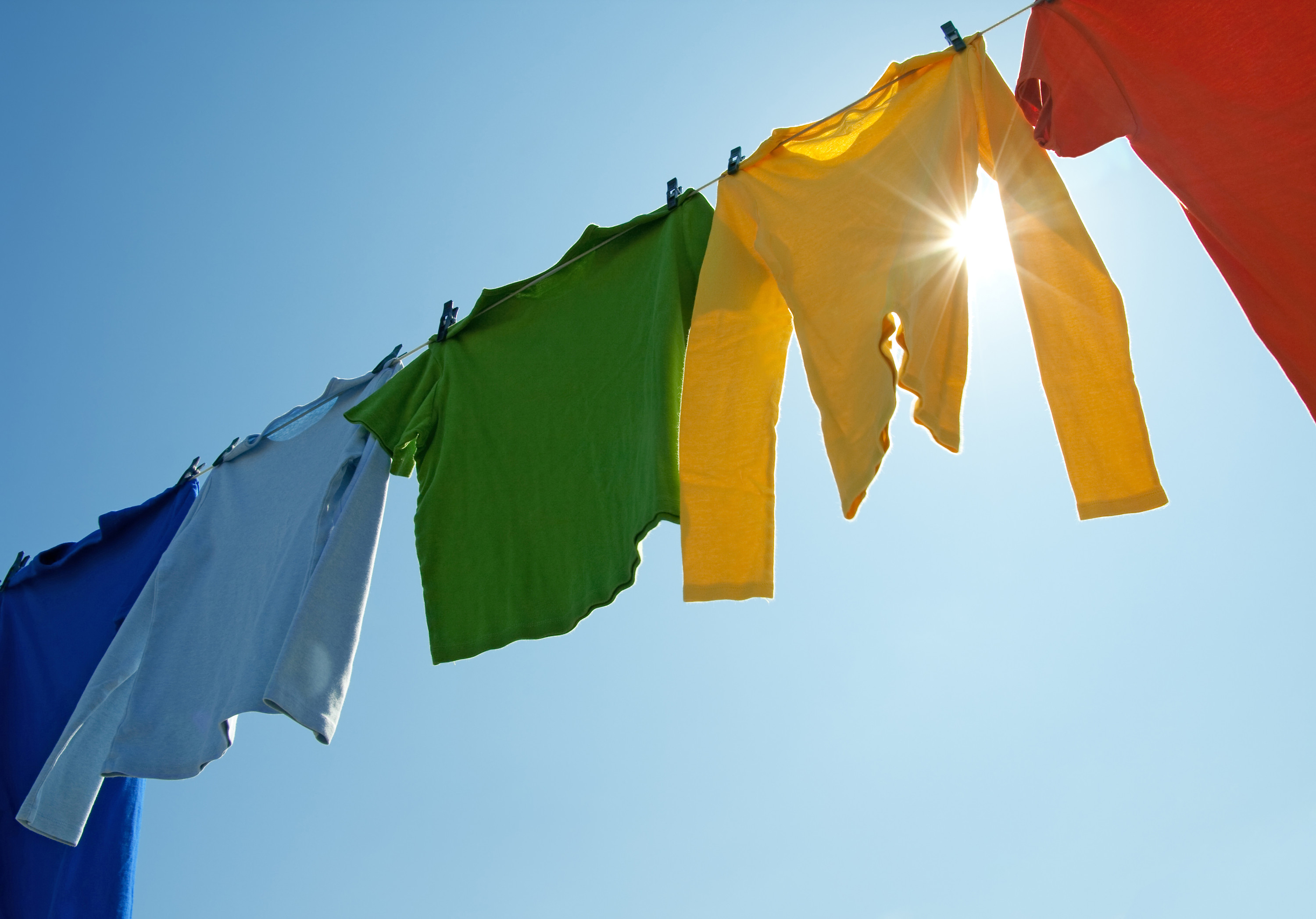8 Reasons To Line-Dry Your Laundry