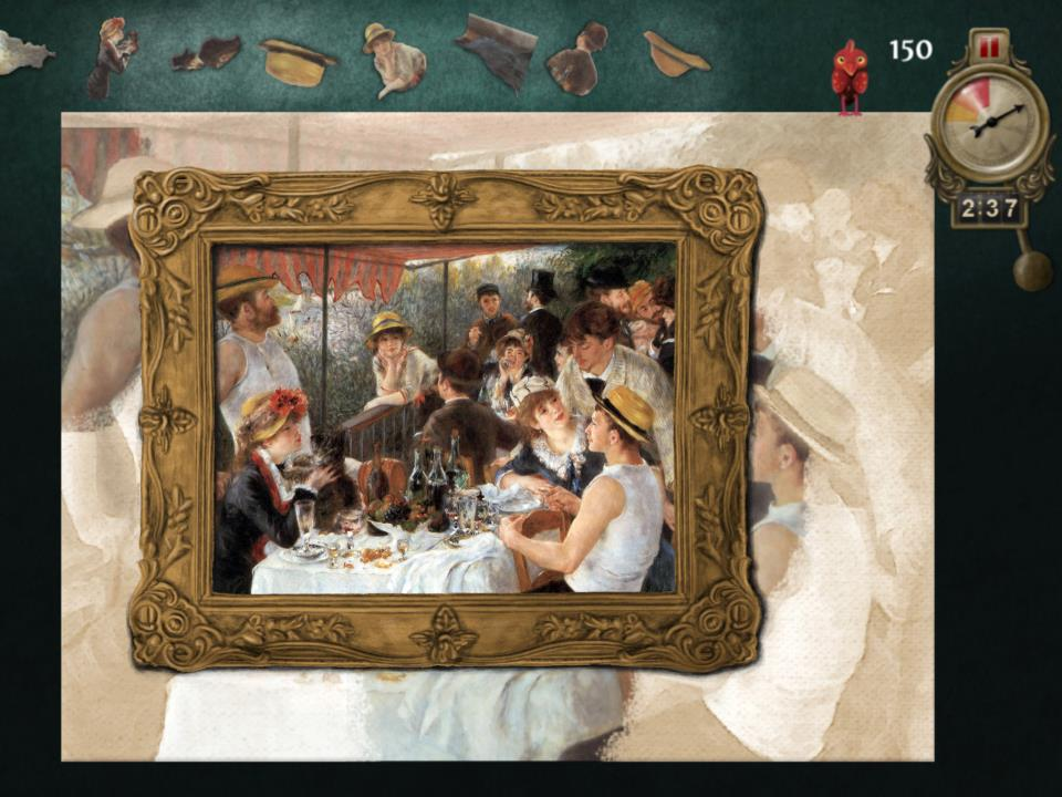 APP OF THE WEEK: Artistico is set in a world of Art