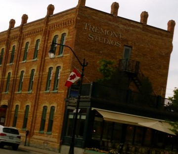 Tremont Artist Studios in Collingwood.