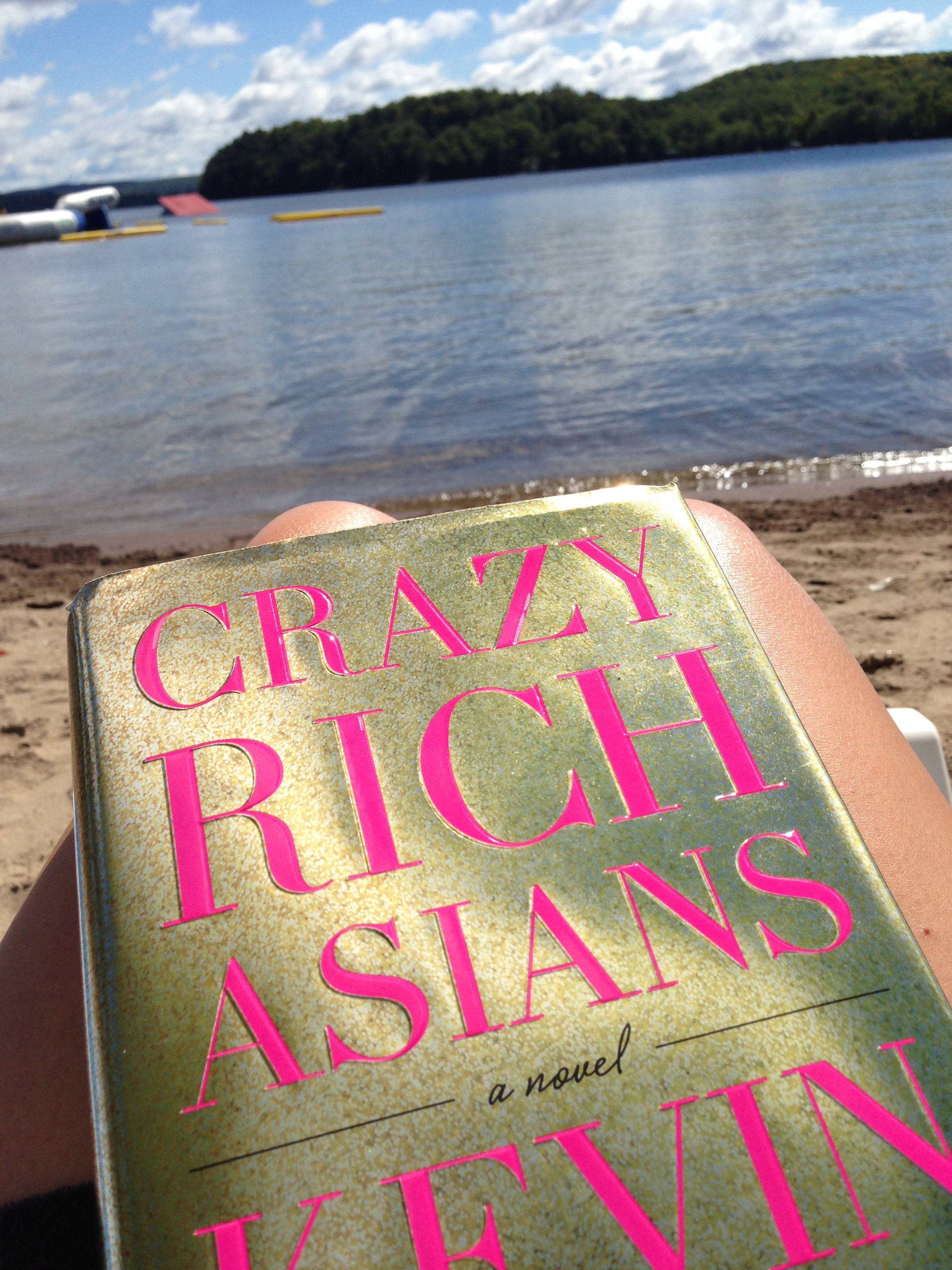 Living Vicariously through Crazy Rich Asians
