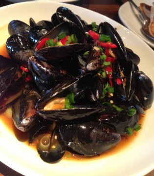 P.F. Chang's Mussels
