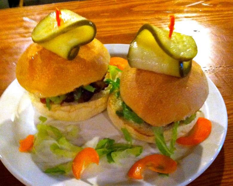 You guys...these sliders. There are no words. Seriously. EAT. THEM.