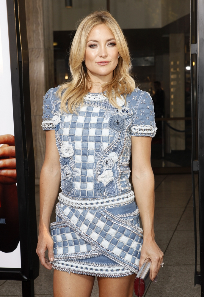 Kate Hudson in Balmain