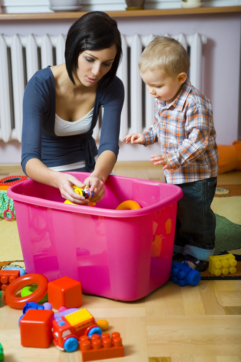 Tips for Life: Teach Kids to Get Organized