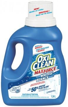 OxiClean MaxForce Pure Whites Liquid