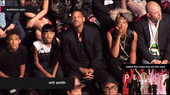 Smiths at VMAs