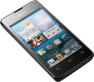 The NEW Huawei Ascend Y300 Smartphone