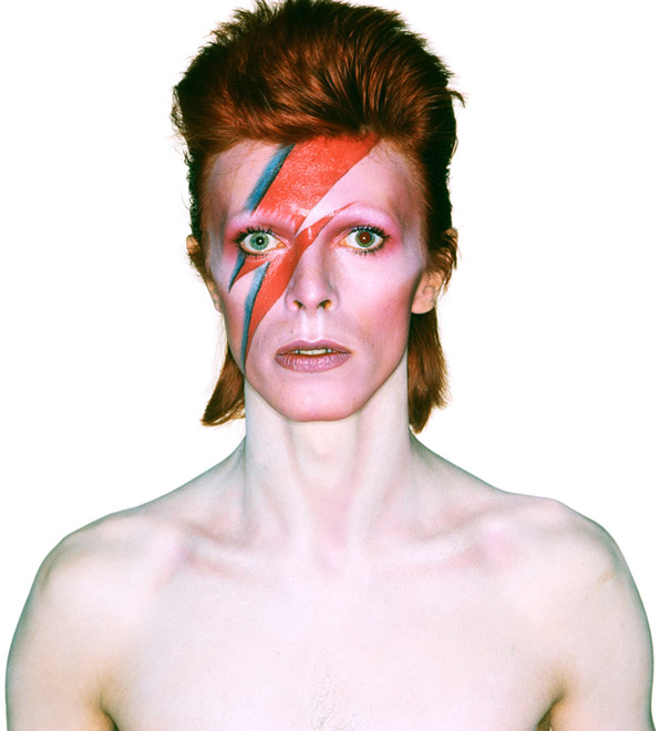 DAVID BOWIE IS….