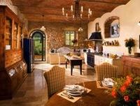 Exclusive Resorts suite.