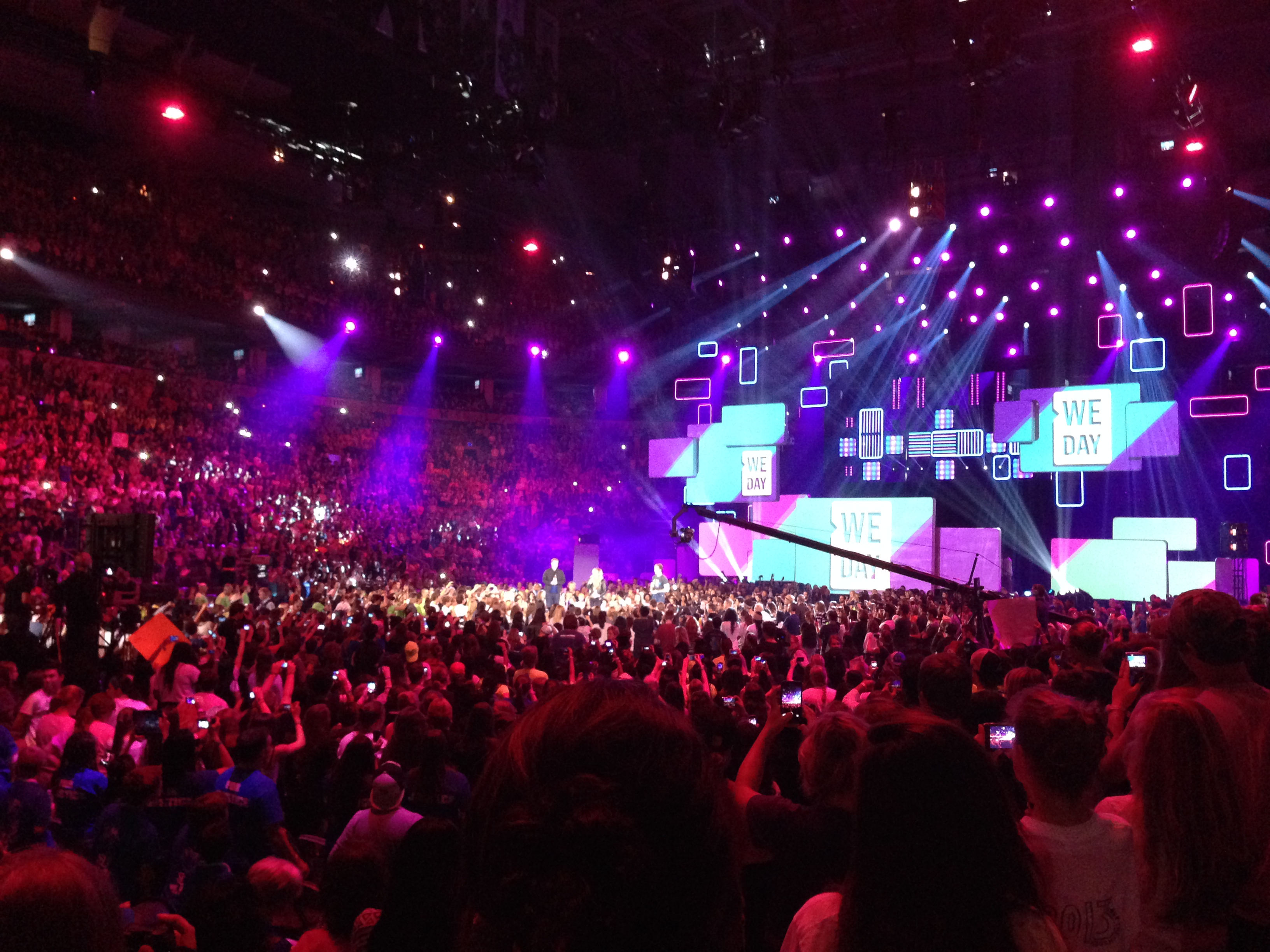 The We Day Effect