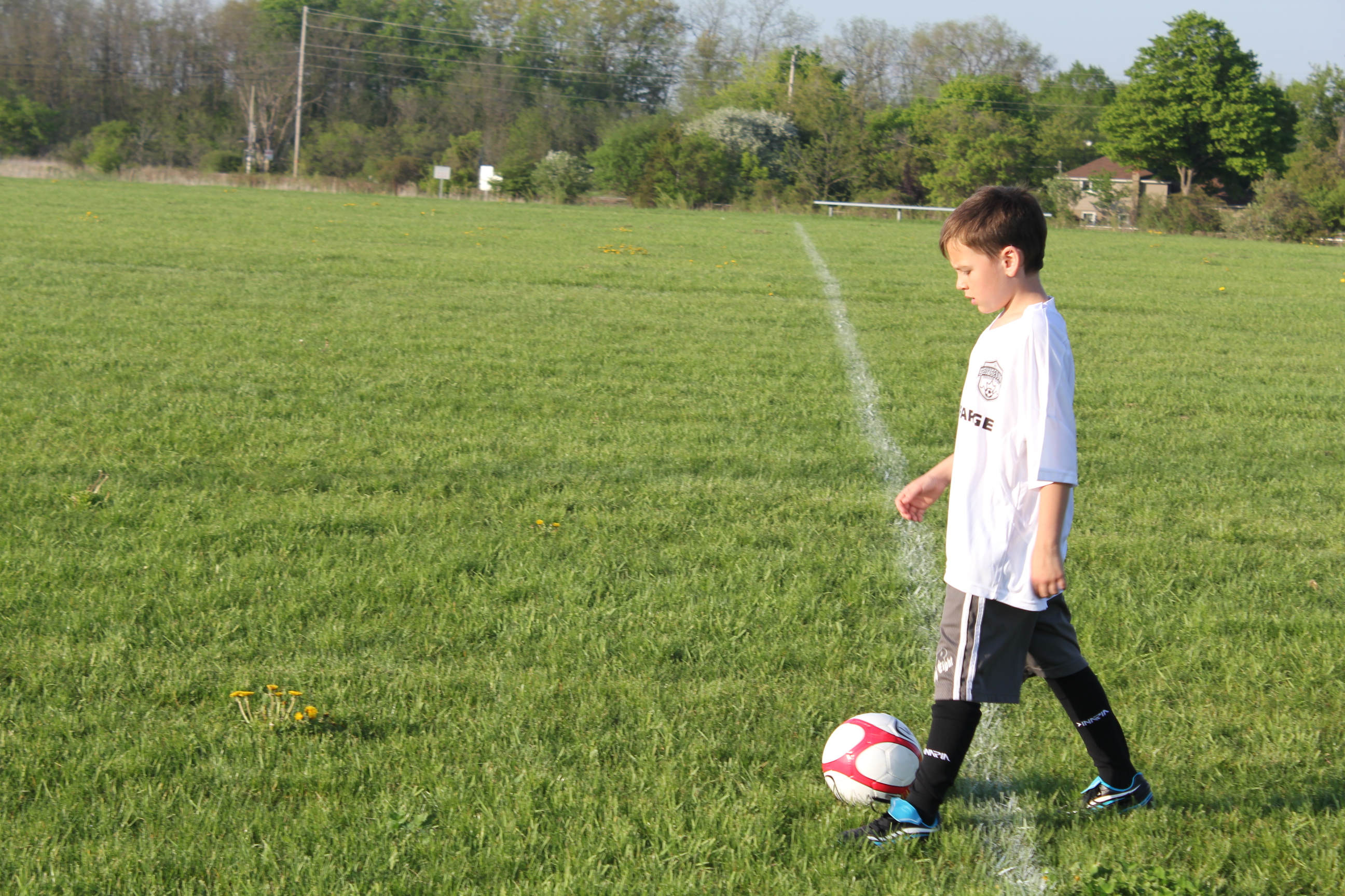 Lessons From the Pitch