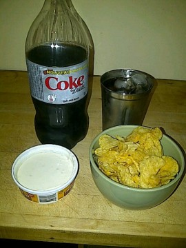 My perfect dinner