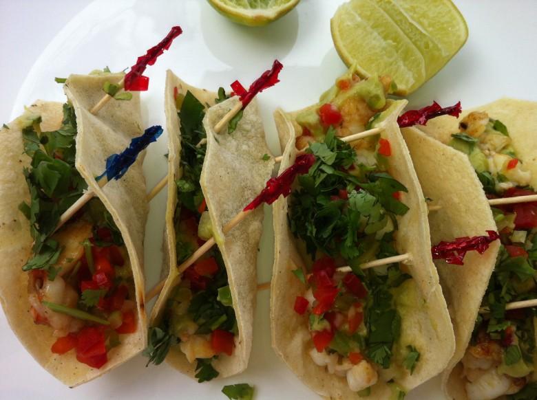 lobster tacos
