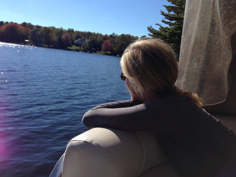 me in Haliburton Sept 2013