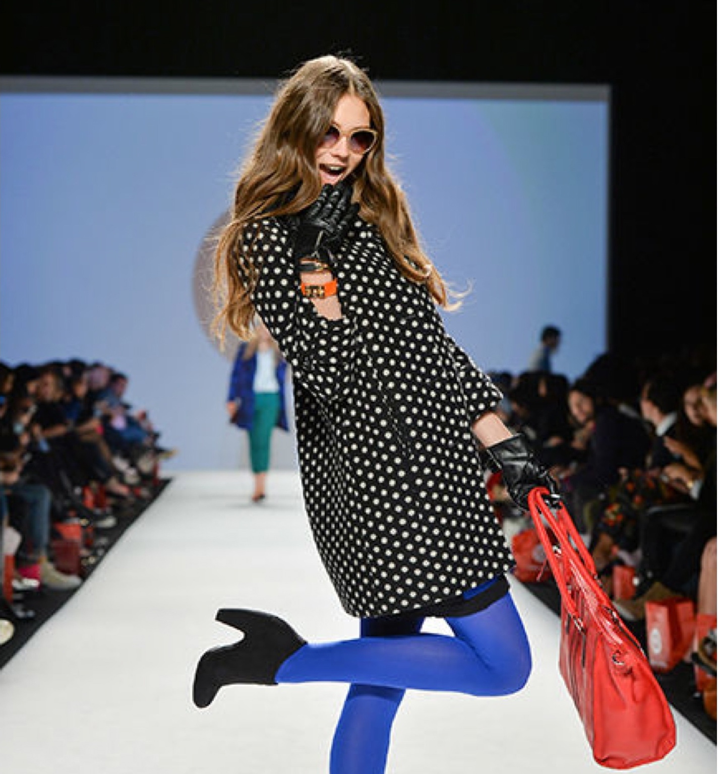 REPORTS FROM THE WMCFW RUNWAY: Target